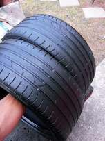 "215/40/17"" Continental Tyres"