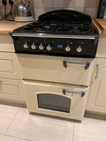 Niewiarygodnie FALCON LEISURE ekskluzywna kuchenka STYL RETRO szer 60cm GAZOWA WG59