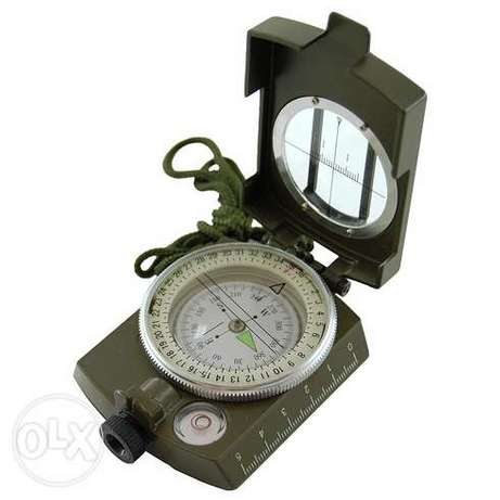 Brand New Advanced Camping Compass