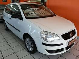 2008 Volkswagen Polo 1.4 Trendline Immaculate Condition!!
