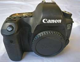 Canon 6D DSLR for sale