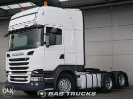 Scania R500 V8 - For Import