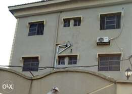 Decent 3brm flat with all rooms ensuite at sawmill gbagada