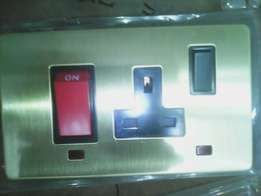 Cooker control units/socket from Uk