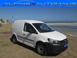 2011 Volkswagen Caddy Panel Van 1.6i