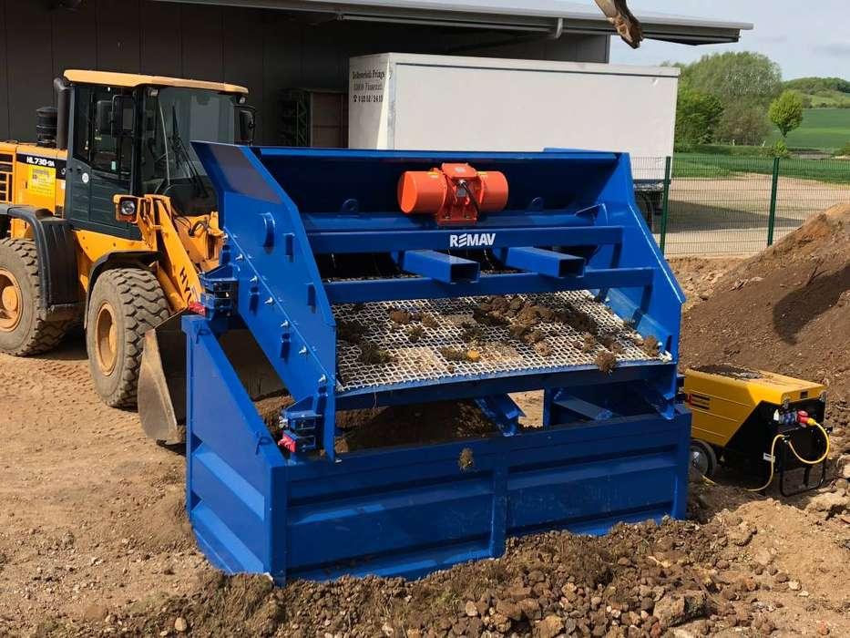 Box Remav Sb2800 Viberator Sorter - 2019