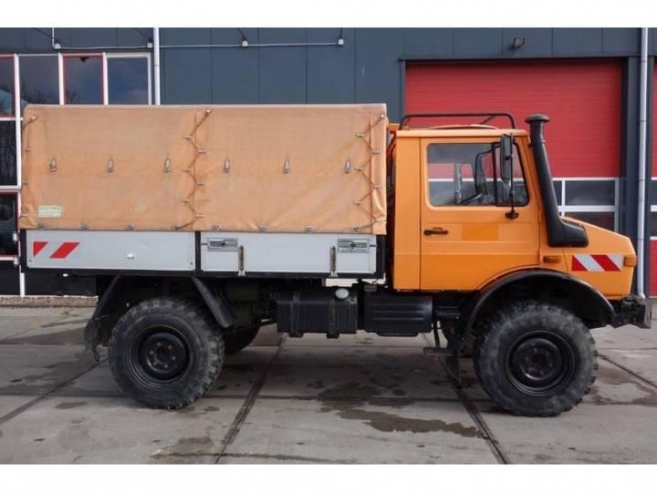 Unimog U1300L - 1984