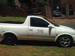 Opel corsa licenced with papers sold as is
