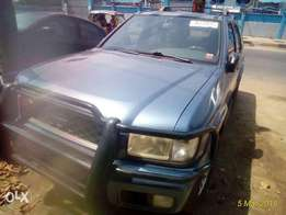 Nissan pathfinder at give away price