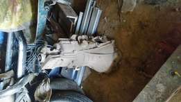 Gearbox for Hyundai H100 2.6 R4000