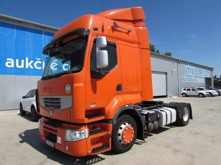 Renault Premium 460 Mega - 2011