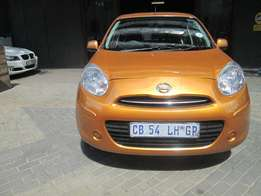 2012 nissan micra 1.2 for sale