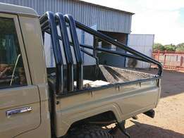 Nudge Bars and Roll Bars