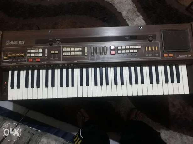 Casiotone old