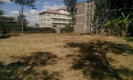 This is 1/4 acre in Ongata Rongai.