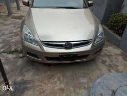 Honda Accord 2006 (discussion continues) direct Tokunbo available for