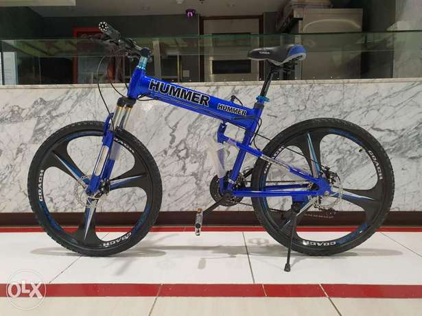 """Hummer Foldable cycle 26"""""""