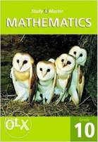 Grade 10 Maths and Science books