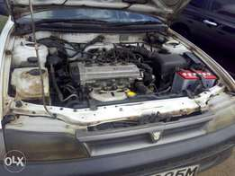 Toyota dx103, accident free, original paint, 480k negotiable