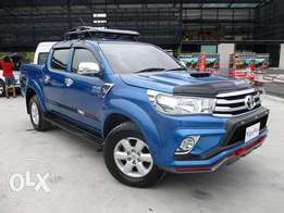 Toyota hilux fully loaded