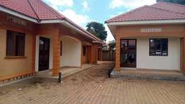 2bedrooms 1toilet selfcontained house for rent in Bunga at 400k