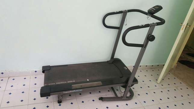 Body sculpture Treadmill (Model No: BT2740) Afraha - image 3