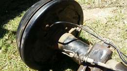 Hilux/fortuner diff