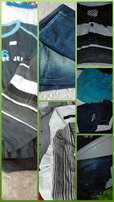 Second hand clothing male and female for R1400