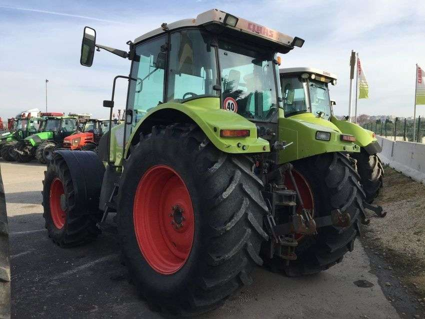 Claas ares 696 rz - 2001 - image 4
