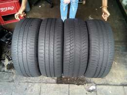 205/55/16 Michelin tyres for sell