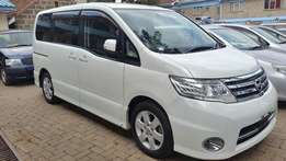 Nissan serena fully loaded for sale