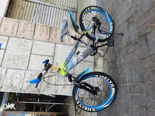 Bicycles size 18+20 inch