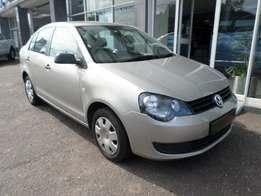 2013 polo vivo sedan 1.4 trendline tiptronic
