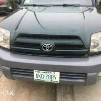 Very neat cheap registered Toyota 4Runner