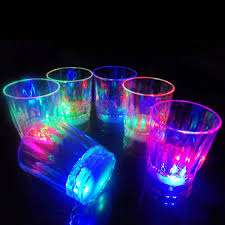 LED Light Up Shot Glasses Westlands - image 2
