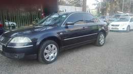 vw passat 2004 KBH super clean 1800cc petrol auto buy and drive