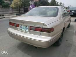ADORABLE MOTOR: A clean and sound 1999 Toyota Camry