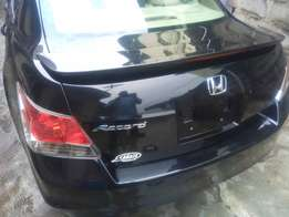 Tokunbo 2008 Honda Accord