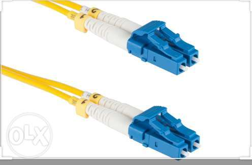 Fiber patch cords sc to lc sc to sc 10 mtr 5 mtr