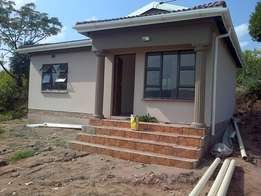 Brand New Tuscon Style Home in Welbedagt West - come and see R350'000