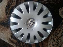 VW Caddy Steel rims with hubcaps for sale