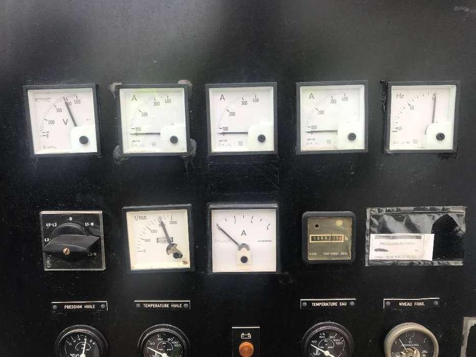 Sdmo Cummins - 180 kVA Generator - DPX-11858 - 1993 - image 6