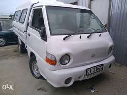 selling bakkie with canopy