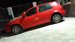 Golf Mk4 Gti 1.8 20v turbo