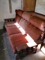 Couches (Solid Wood)