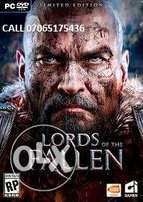 Lord's of the fallen pc
