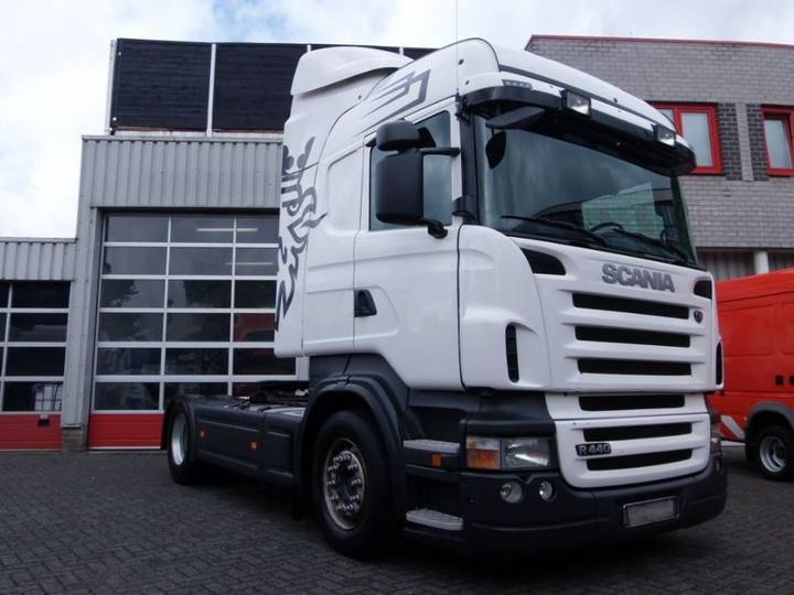 Scania R440 LA4X2MNA HIGHLINE MANUAL + INTARDER ONLY 657.017 KM - 2010