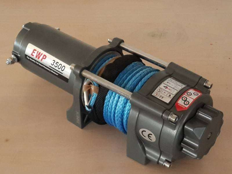 RUNVA P3500S 12V ELECTRIC CABLE WINCH - Business