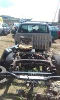 Mitsubishi Colt 2800D LWB 2002 to Strip for Spares from R1