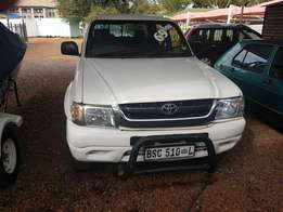 Toyota Hilux 2.7 Double cab 4x4